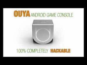 Ouya новейшая игровая консоль на Android 4.0